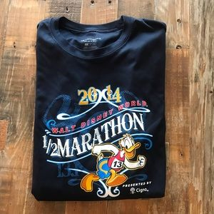 2014 Walt Disney World Half Marathon race shirt